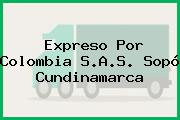 Expreso Por Colombia S.A.S. Sopó Cundinamarca