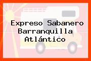 Expreso Sabanero Barranquilla Atlántico