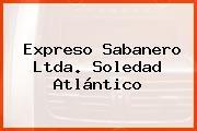 Expreso Sabanero Ltda. Soledad Atlántico