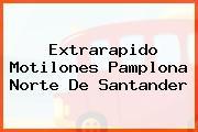 Extrarapido Motilones Pamplona Norte De Santander