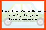 Familia Vera Acosta S.A.S. Bogotá Cundinamarca