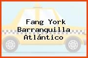 Fang York Barranquilla Atlántico