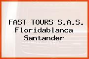 FAST TOURS S.A.S. Floridablanca Santander