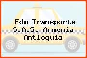Fdm Transporte S.A.S. Armenia Antioquia