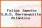 Felipe Jamette S.A.S. Barranquilla Atlántico