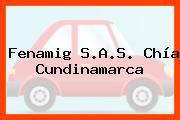 Fenamig S.A.S. Chía Cundinamarca