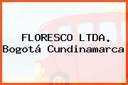 FLORESCO LTDA. Bogotá Cundinamarca