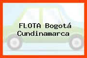 FLOTA Bogotá Cundinamarca
