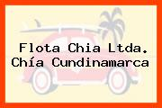 Flota Chia Ltda. Chía Cundinamarca