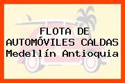 FLOTA DE AUTOMÓVILES CALDAS Medellín Antioquia