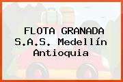 FLOTA GRANADA S.A.S. Medellín Antioquia