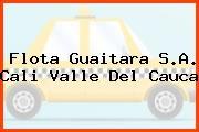 Flota Guaitara S.A. Cali Valle Del Cauca