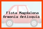 Flota Magdalena Armenia Antioquia