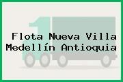 Flota Nueva Villa Medellín Antioquia