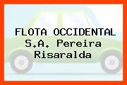 FLOTA OCCIDENTAL S.A. Pereira Risaralda
