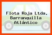 Flota Roja Ltda. Barranquilla Atlántico