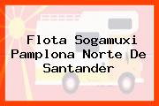 Flota Sogamuxi Pamplona Norte De Santander