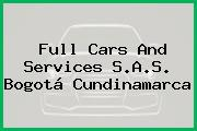 Full Cars And Services S.A.S. Bogotá Cundinamarca