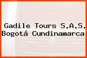 Gadile Tours S.A.S. Bogotá Cundinamarca