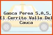 Gasca Perea S.A.S. El Cerrito Valle Del Cauca