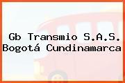 Gb Transmio S.A.S. Bogotá Cundinamarca