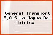 General Transport S.A.S La Jagua De Ibirico