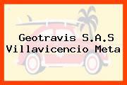 Geotravis S.A.S Villavicencio Meta