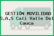GESTIÓN MOVILIDAD S.A.S Cali Valle Del Cauca