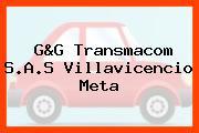 G&G Transmacom S.A.S Villavicencio Meta