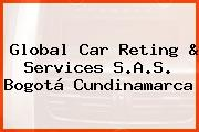 Global Car Reting & Services S.A.S. Bogotá Cundinamarca