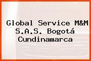 Global Service M&M S.A.S. Bogotá Cundinamarca