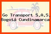 Go Transport S.A.S. Bogotá Cundinamarca