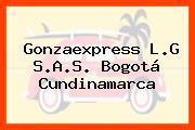Gonzaexpress L.G S.A.S. Bogotá Cundinamarca