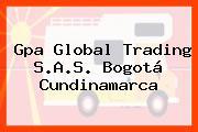 Gpa Global Trading S.A.S. Bogotá Cundinamarca