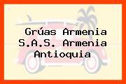 Grúas Armenia S.A.S. Armenia Antioquia