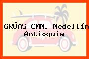 GRÚAS CMM. Medellín Antioquia