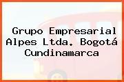 Grupo Empresarial Alpes Ltda. Bogotá Cundinamarca