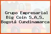 Grupo Empresarial Big Coin S.A.S. Bogotá Cundinamarca