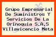 Grupo Empresarial De Suministros Y Servicios De La Orinoquia S.A.S Villavicencio Meta