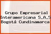 Grupo Empresarial Interamericana S.A.S Bogotá Cundinamarca