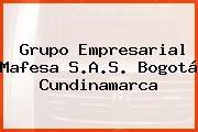 Grupo Empresarial Mafesa S.A.S. Bogotá Cundinamarca