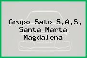 Grupo Sato S.A.S. Santa Marta Magdalena