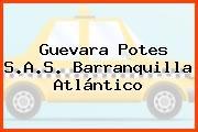 Guevara Potes S.A.S. Barranquilla Atlántico