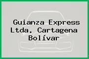 Guianza Express Ltda. Cartagena Bolívar