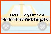 Hags Logistica Medellín Antioquia