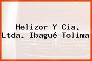 Helizor Y Cia. Ltda. Ibagué Tolima