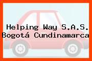 Helping Way S.A.S. Bogotá Cundinamarca