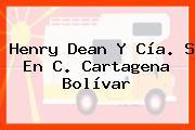 Henry Dean Y Cía. S En C. Cartagena Bolívar