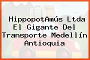 HippopotAmús Ltda El Gigante Del Transporte Medellín Antioquia