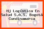 Hj Logística En Salud S.A.S. Bogotá Cundinamarca